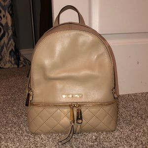 MICHAEL Michael Kors Bisque Rhea Backpack